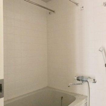 しかも、浴室乾燥付き※写真は通電前・クリーニング前のものです。