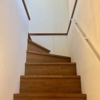 階段を登ると、、、※写真は前回募集時のものです