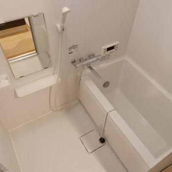 浴室もきれいになっています。※写真は前回募集時のものです