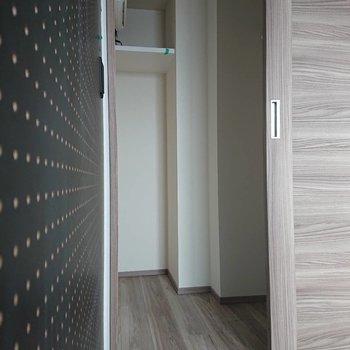 1人で丁度な容量※写真は通電前のものです※写真は12階の同間取り別部屋のものです。