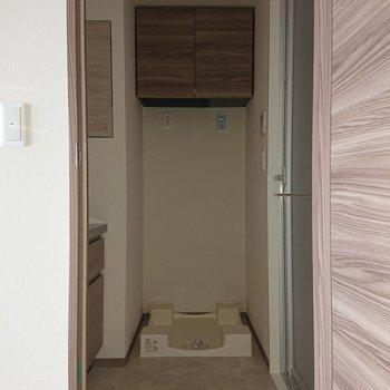 水回りもちょうどいい広さです※写真は通電前のものです※写真は12階の同間取り別部屋のものです。