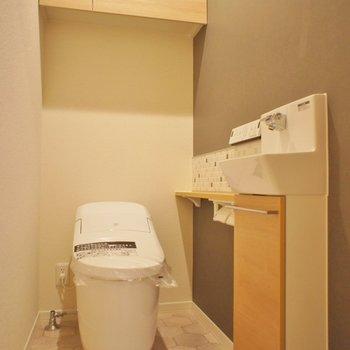 トイレもゆったりでいいね◎