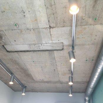 天井もかっこいいですよ!※写真は前回募集時のものです。