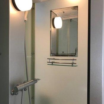 シャワーで時短に!