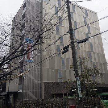 大森駅にある新築マンション◎