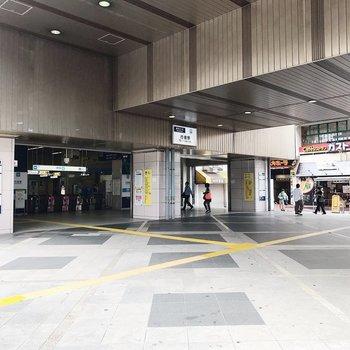 東西線の通る行徳駅が最寄り