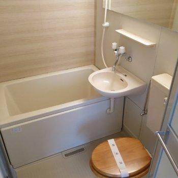 お風呂もきれいにクリーニングアップ※写真は前回募集時のものです