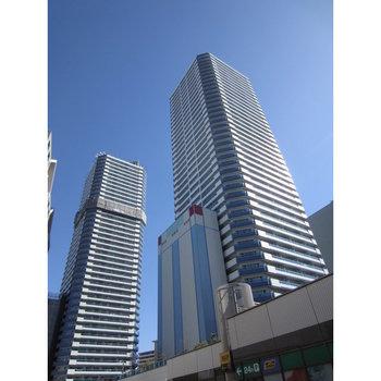 ザ・ヨコハマタワーズ タワーイースト
