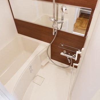 設備の充実した浴室です。