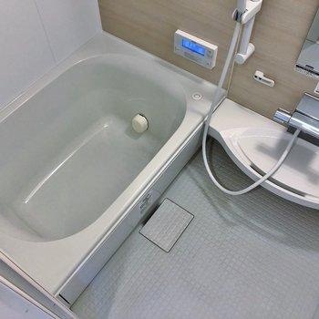 バスルームも綺麗!