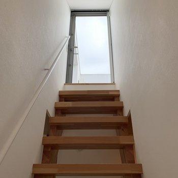 さらに階段をのぼると…? ※写真は前回募集時のものです