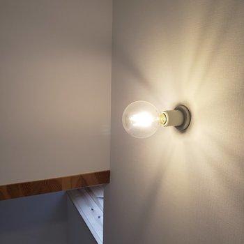 照明がキュート