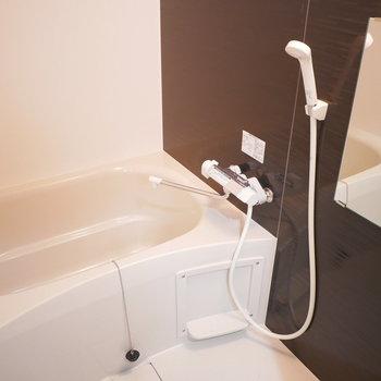 浴室もピカピカです