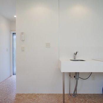 キッチンもインテリアのように※写真は前回募集時のものです。