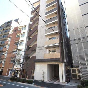 コスモグレイス新宿