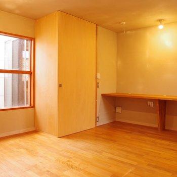 【3階洋室】こちらは3階の洋室