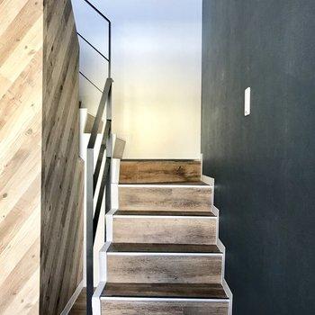 さあ、この階段をのぼってみよう!