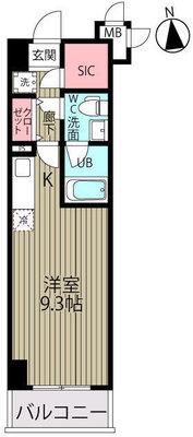ドミール所沢Ⅴ 旧くすの木台柳下マンションⅢ の間取り
