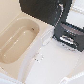 お風呂もゆったり入れます!