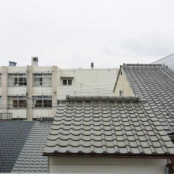 【眺望】住宅地ですが意外と抜けているのでいい感じ!