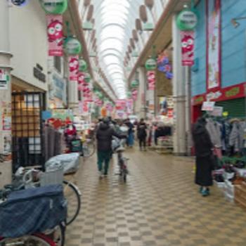 周辺】駅前の商店街もとっても楽しいですよ〜〜〜〜!!