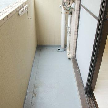 洗濯機もここ※写真は2階の同間取り別部屋のものです。