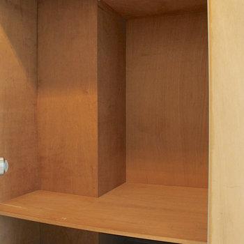 めっちゃ入るやんけ!!※写真は2階の同間取り別部屋のものです。