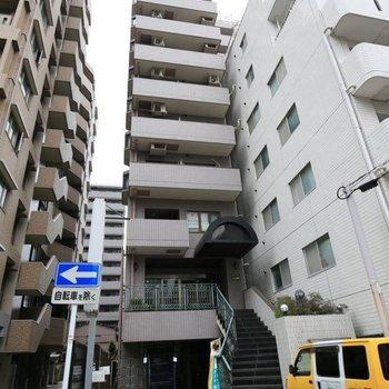 スカイノブレ川崎柳町