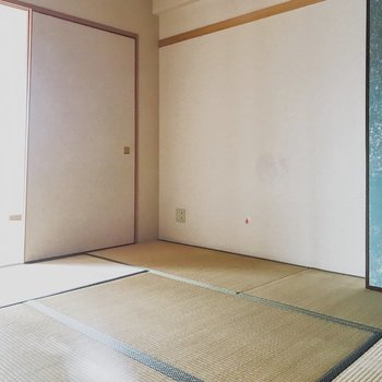 【工事前】畳も無垢床に変身します!
