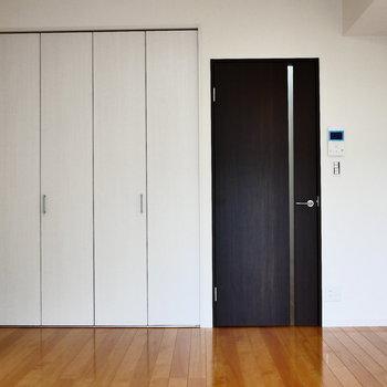 くるっと。※写真は2階の同間取り別部屋のものです