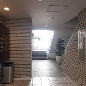 2階からが住居スペースです。