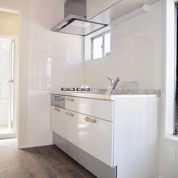 お部屋の雰囲気に合ったキッチンです