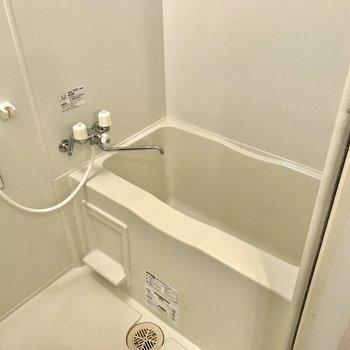 お風呂ももちろんあります!※同間取り別部屋です