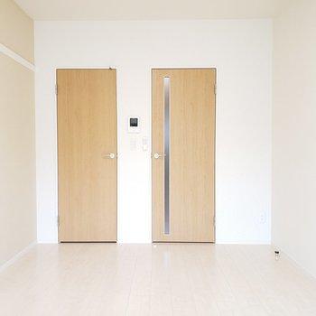 心も明るく。※写真は3階の似た間取り別部屋のものです