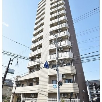 ルクレ江坂(旧:ベルファース江坂)