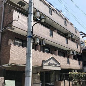 早稲田9分マンション