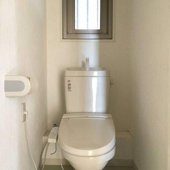 トイレはウォシュレット付