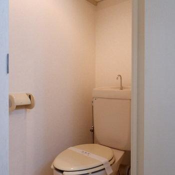 トイレも独立!