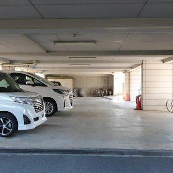 駐車場(空き要確認です)