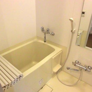 お風呂もこんなに大きい!!※写真は5階の同間取り別部屋のものです。