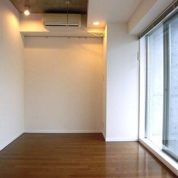 全面窓が好み◎※写真は5階の同間取り別部屋のものです。