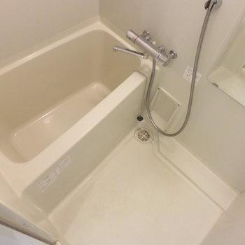 お風呂がコンパクトなのが気になるところ。