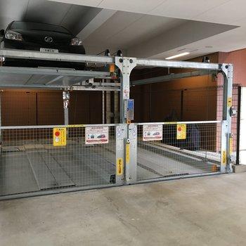 駐車場は台数に制限があるのでご確認を!