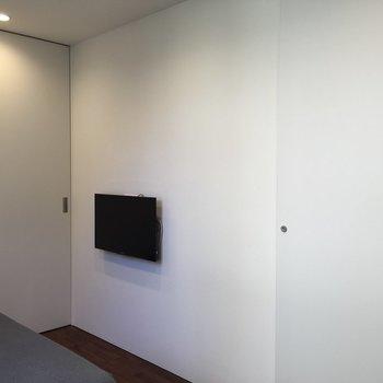 【寝室】あれ?このドアは?