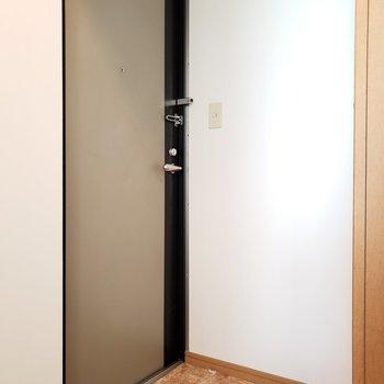 この向きの玄関好きです☆