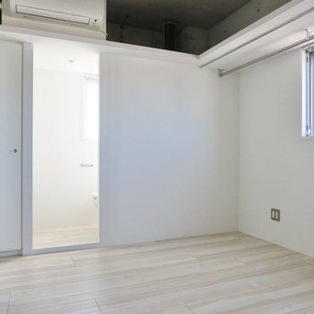 内装は白を基調としています。※写真は前回募集時のものです
