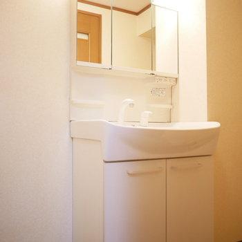 独立洗面台 ※写真は前回募集時のものです。
