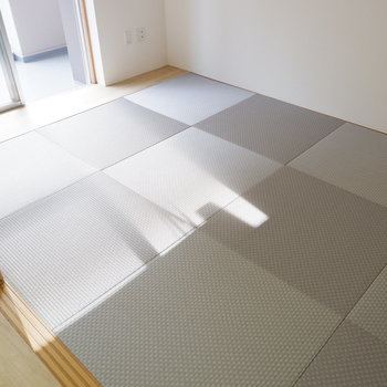 畳の雰囲気良いです。