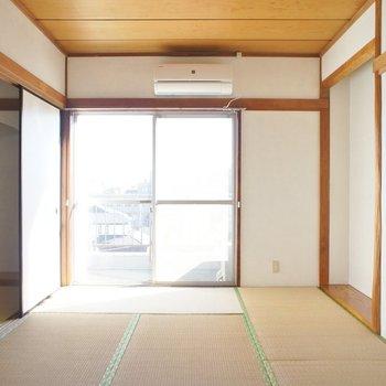 さらに奥の和室は、※写真は前回募集時のものです