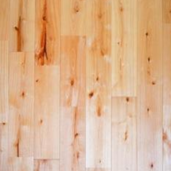 床材はほんのりピンクのサクラを使用※写真はイメージです